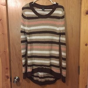 3/$25 Rue 21 Striped Sweater